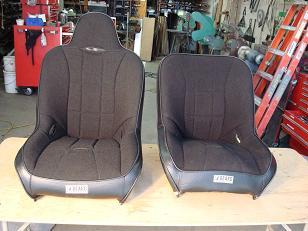 Beard off-road seats