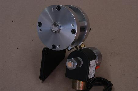 Air Actuator for XL Quick Release 24VDC.  Solenoid temperature range is -20 to +185 degrees Fahrenheit (-29 to 85 celsius).